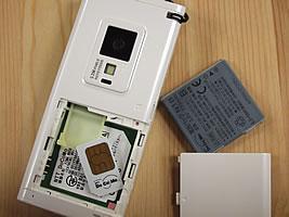 FOMAカード、au ICカード、USIMカードなどのSIMカードは抜いた状態でお送り下さい。